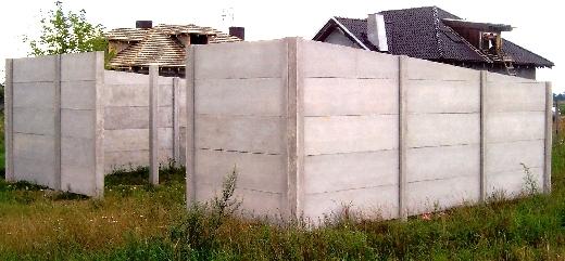 Garaż Z Płyt Betonowych Wielkopolska